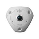 Мини fisheye IP-камера Hikvision DS-2CD6332FWD-IS